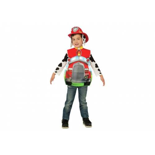 Rubies Paw Patrol Marshall Candy Pouch Costume - Small.