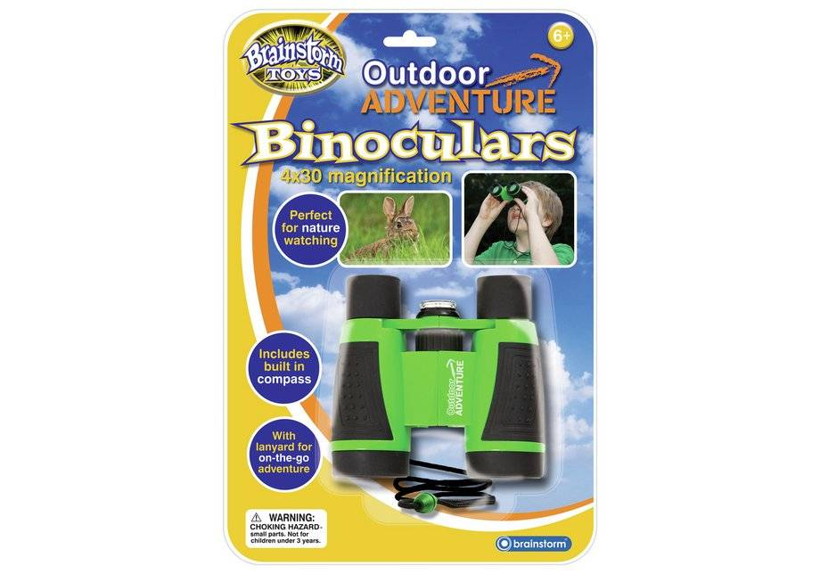 Brainstorm Toys Outdoor Adventure Binoculars.