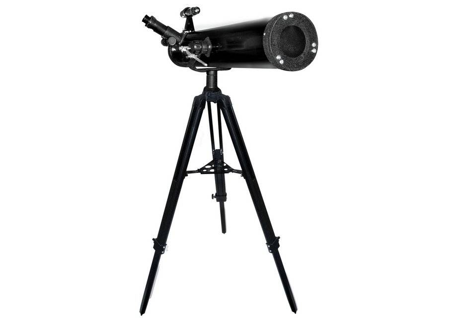 Polaroid IB52RFL Reflector Telescope - Black