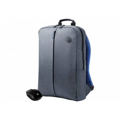 HP - 15.6 Inch - Laptop Backpack and - Wireless Mouse