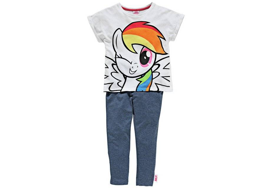 My Little Pony Top and Leggings Set - 11-12 Years