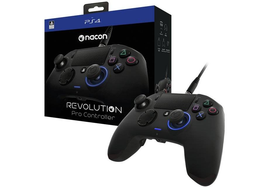 Sony Official Sony Playstation 4 Revolution Pro Controller