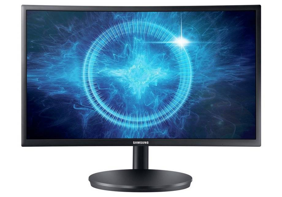Samsung CFG70 27 Inch Curved Gaming Monitor.
