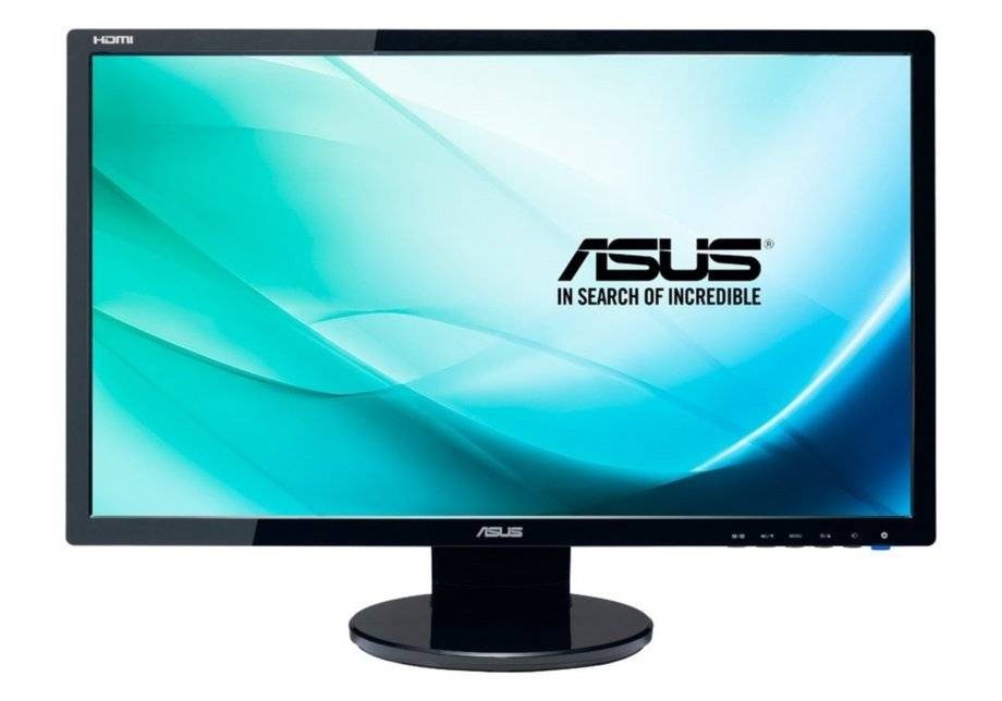 Asus VE248HR 24 Inch LED Monitor.