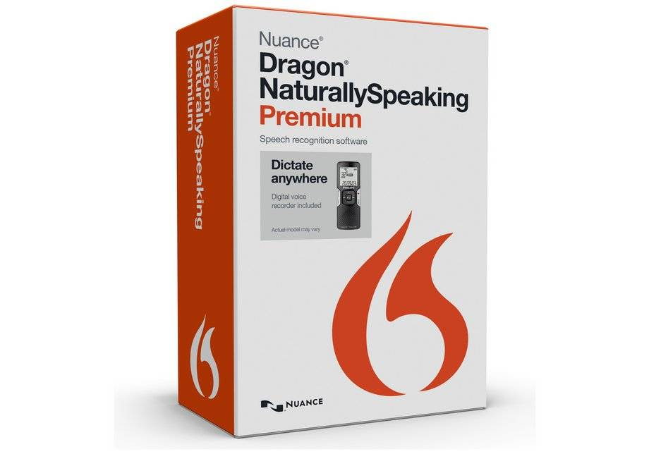 Nuance Dragon - Naturally Speaking 13 Speech Software Mobile