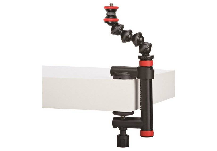 Joby - Action Clamp and GorillaPod Arm