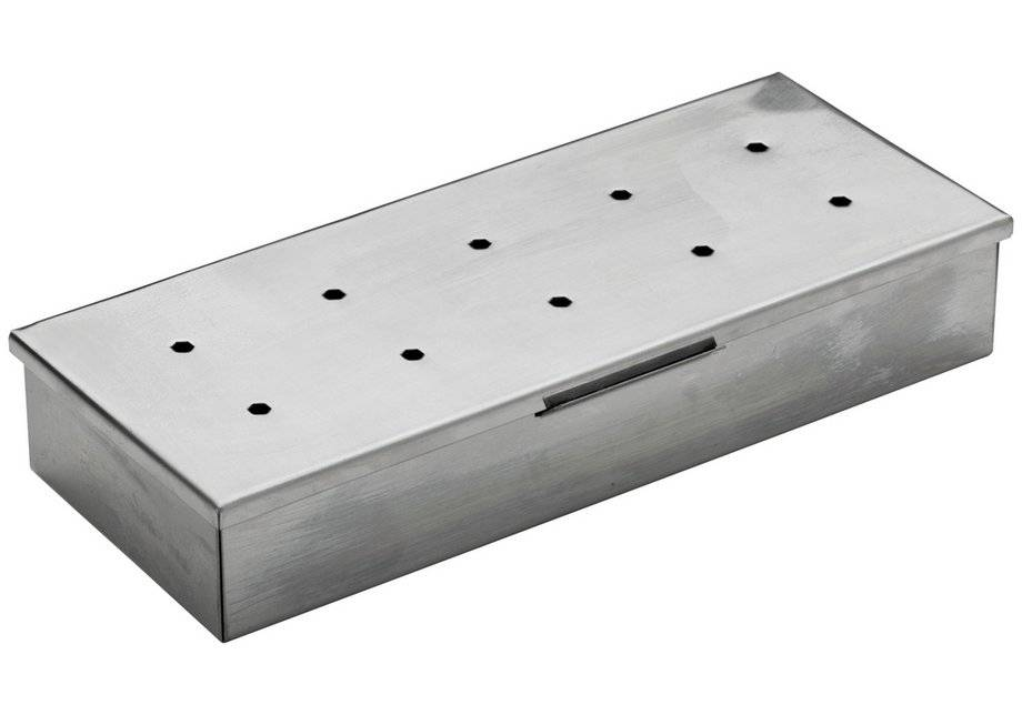 Char-Broil - Stainless Steel Smoker Box