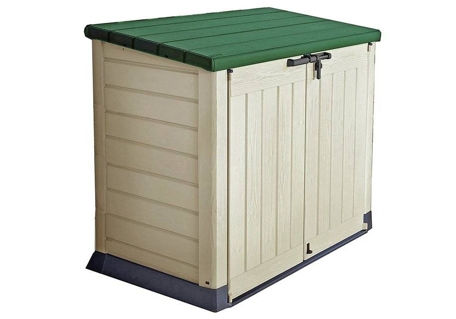 Keter - Plastic Store It Out Garden Storage Box? Home Delivery