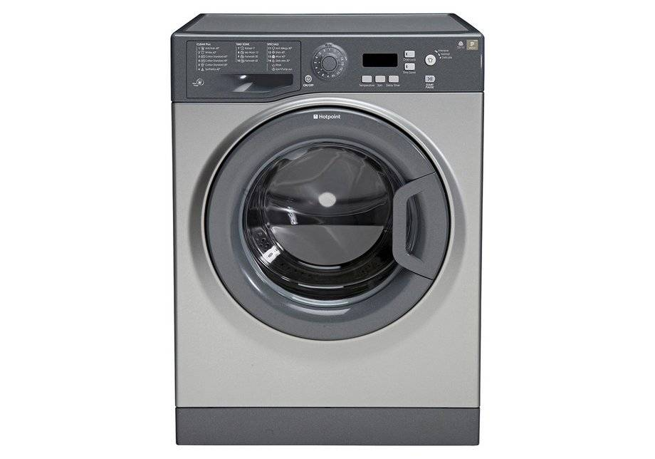 Hotpoint - Extra WMXTF 742G - Washing Machine - Graphite