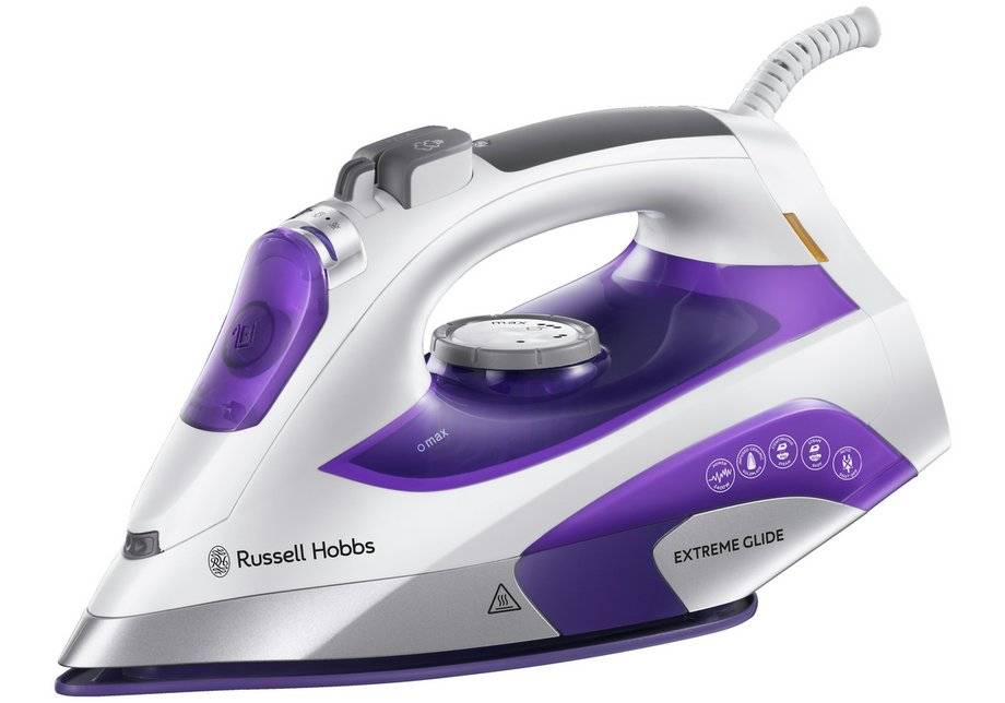Russell Hobbs - Extreme Glide - Steaming Clothes Iron 21530