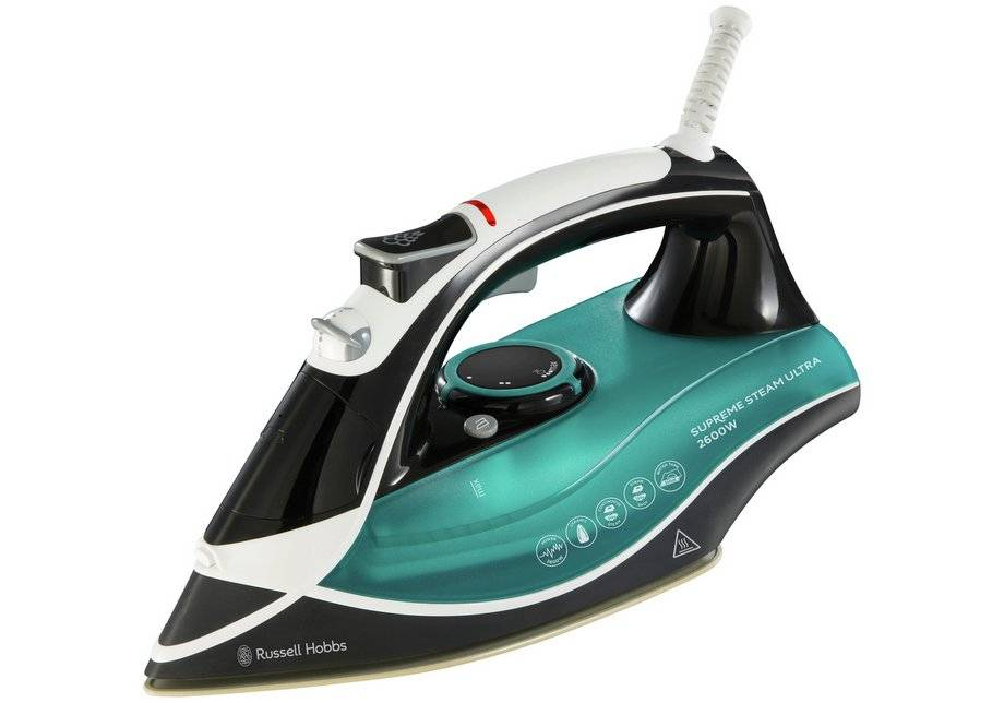 Russell Hobbs - Supreme - Steam Electric Clothes Iron 23260