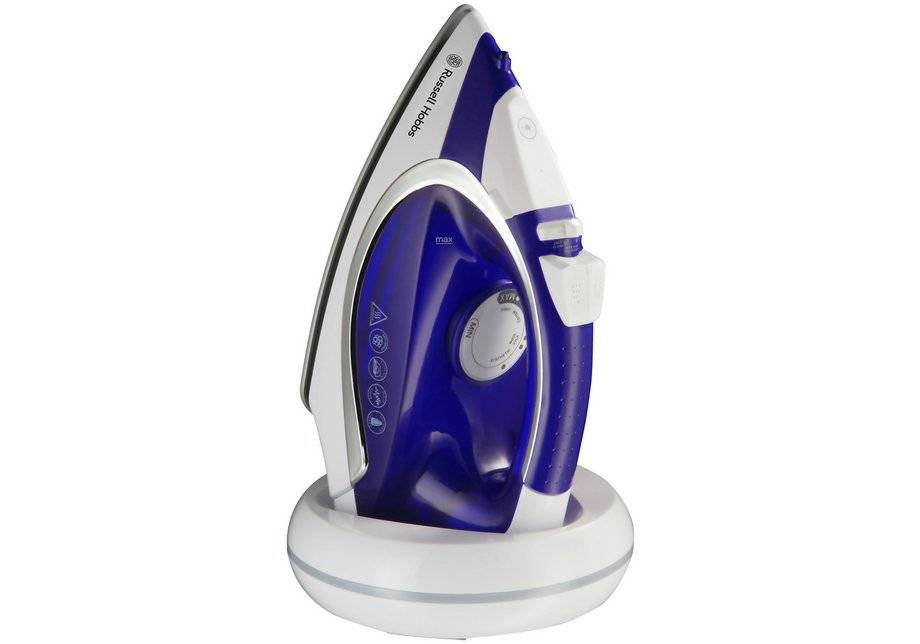 Russell Hobbs - Freedom Cordless - Steaming Clothes Iron 23300