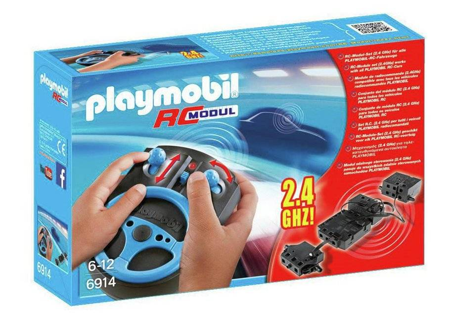 Playmobil 6914 RC Module Plus Set.