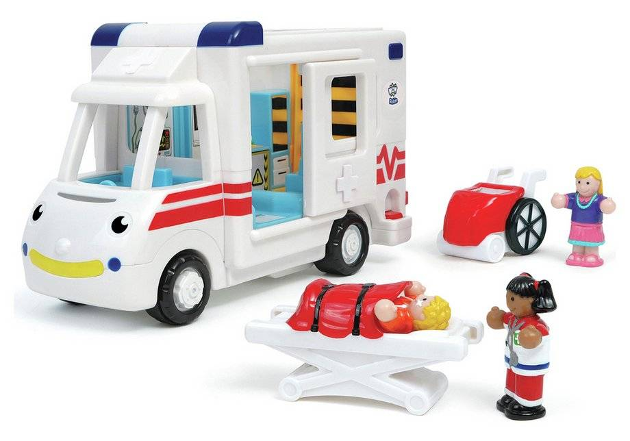 Wow Toys Robins Medical Rescue.