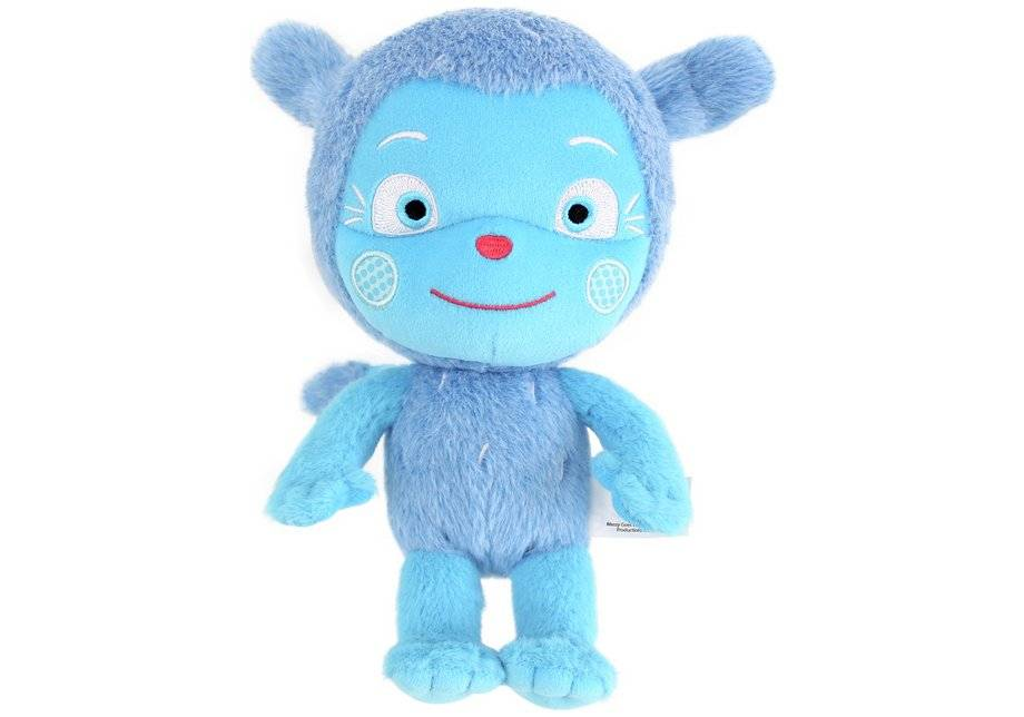 Messy Goes to Okido Large Talking Messy Monster - Soft Toy
