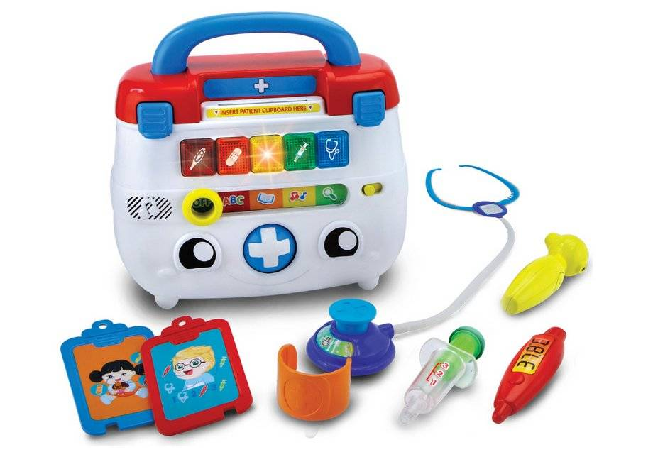 VTech - Pretend and Learn Doctors Kit