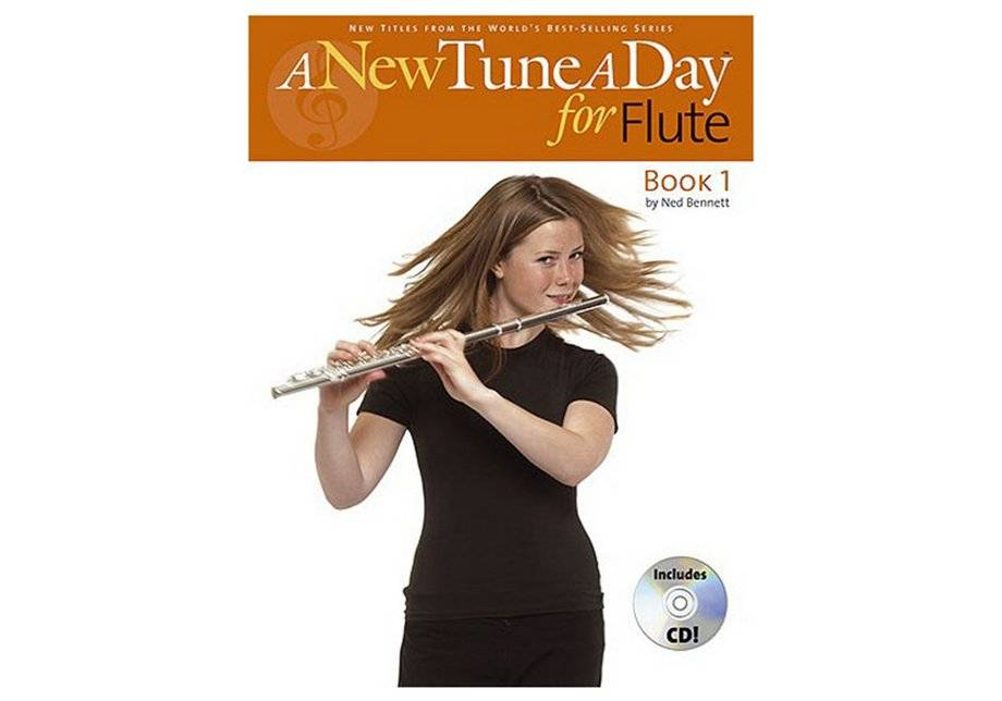 Boston Music - A New Tune a Day for Flute - Book One