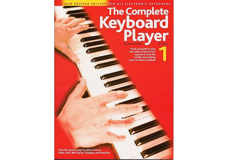 Wise Publications - The Complete Keyboard Player Book 1