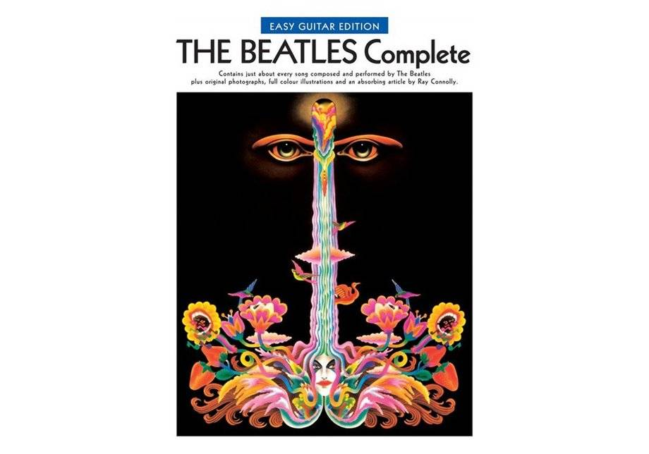 Wise Publications - The Complete Beatles - Easy Guitar Book Edition