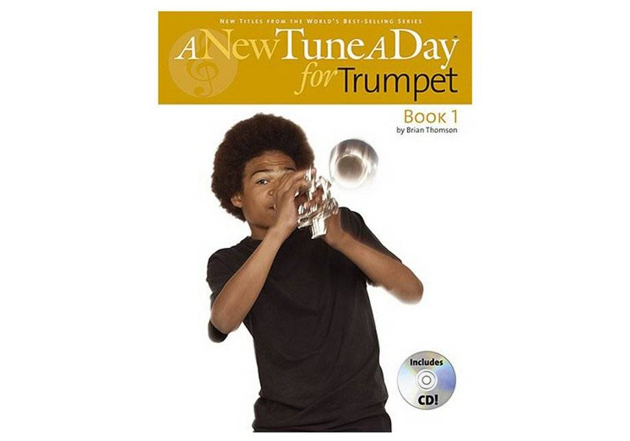 Boston Music - A New Tune a Day for Trumpet - Book One