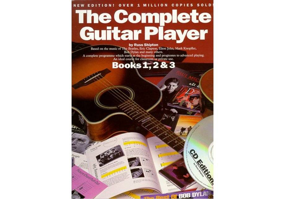 Wise Publications The Complete Guitar Player Omnibus Edition