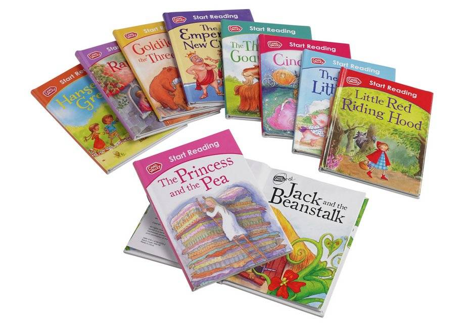 Chad Valley My 1st 10 Pack of Books