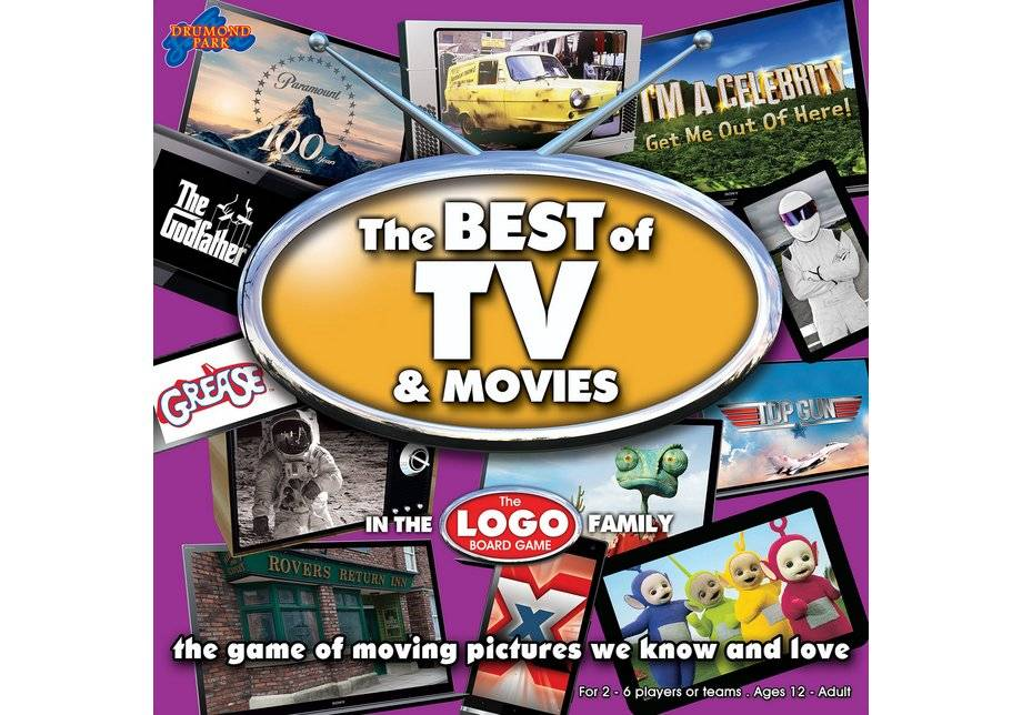 Drumond Park Best of TV and Movies Game