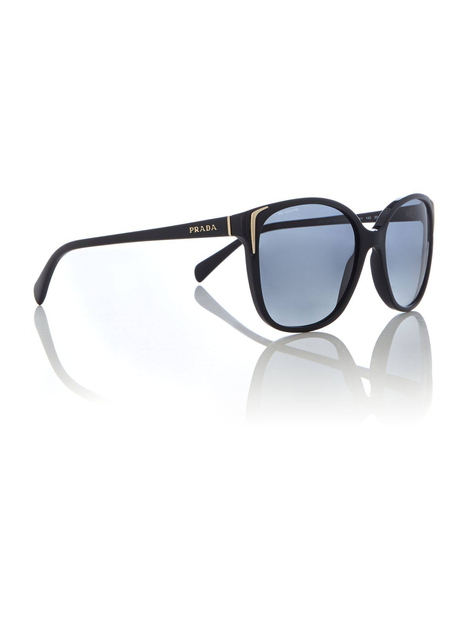 Prada Sunglasses 0PR 01OS Square Sunglasses