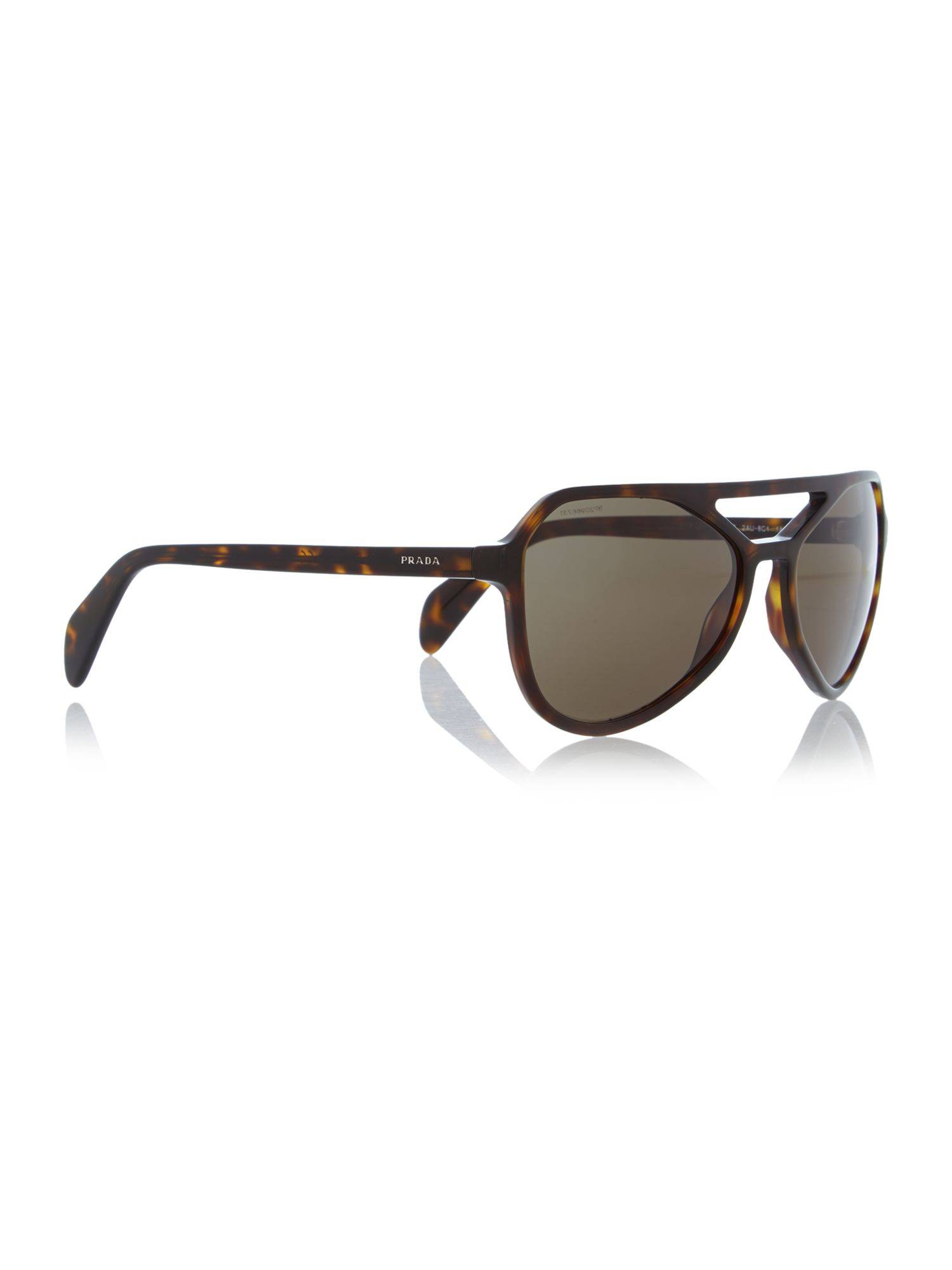 Prada Sunglasses PR 22RS aviator sunglasses