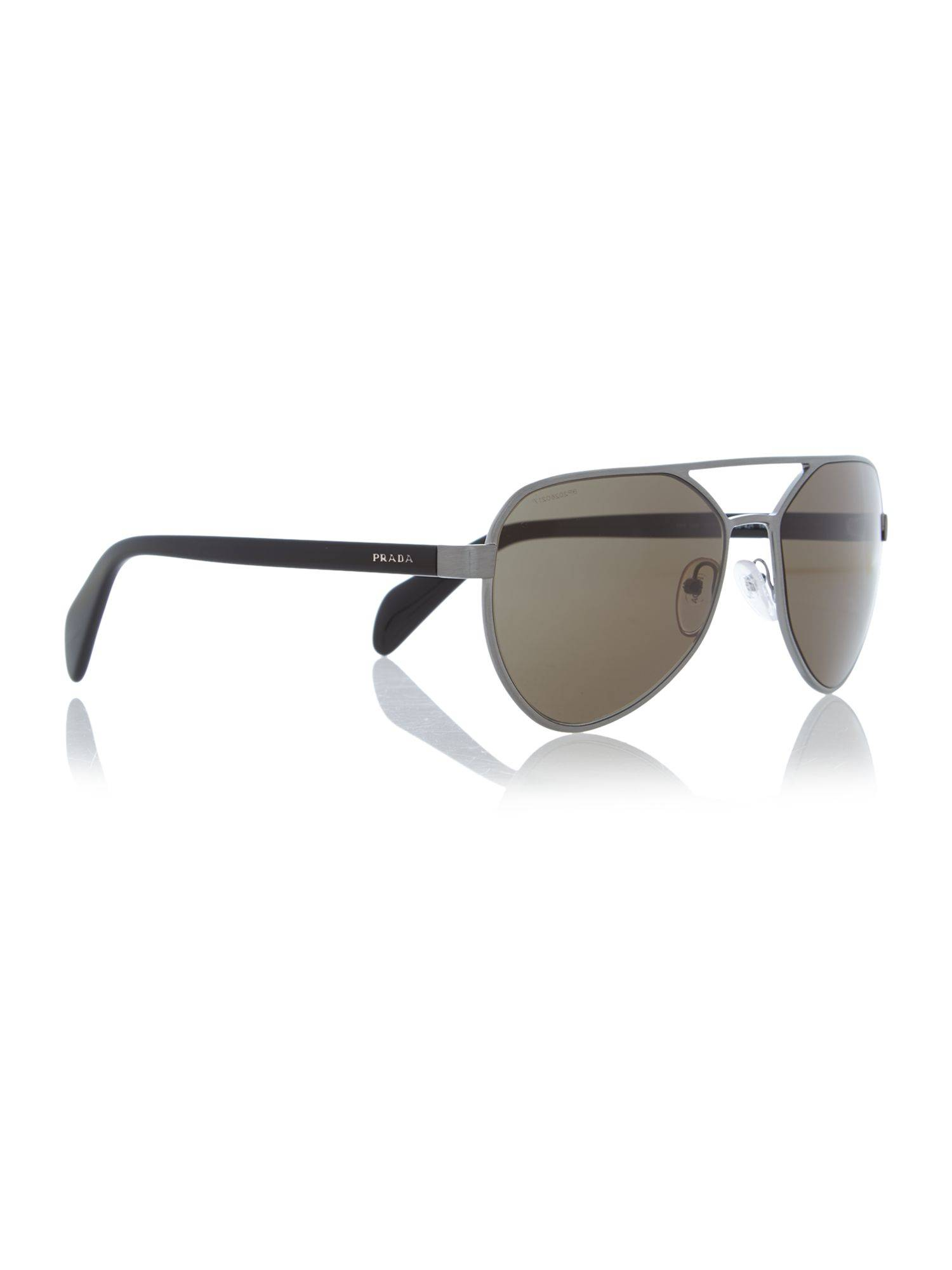 Prada Sunglasses PR 55RS aviator sunglasses