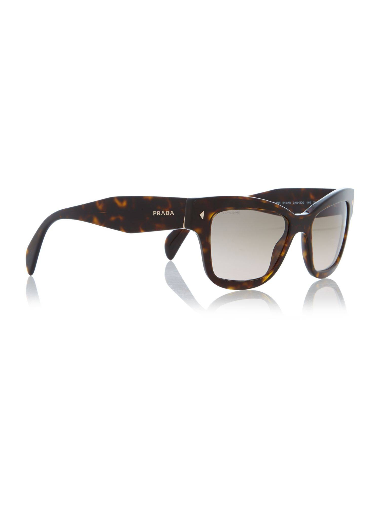 Prada Sunglasses PR 29RS Butterfly sunglasses