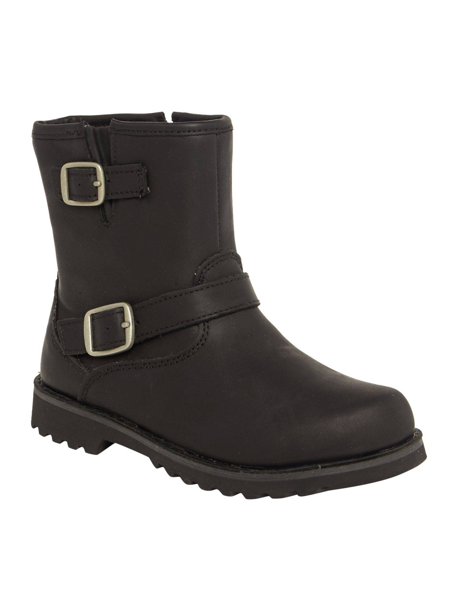UGG Girls Buckle Biker Boot (5 jnr)