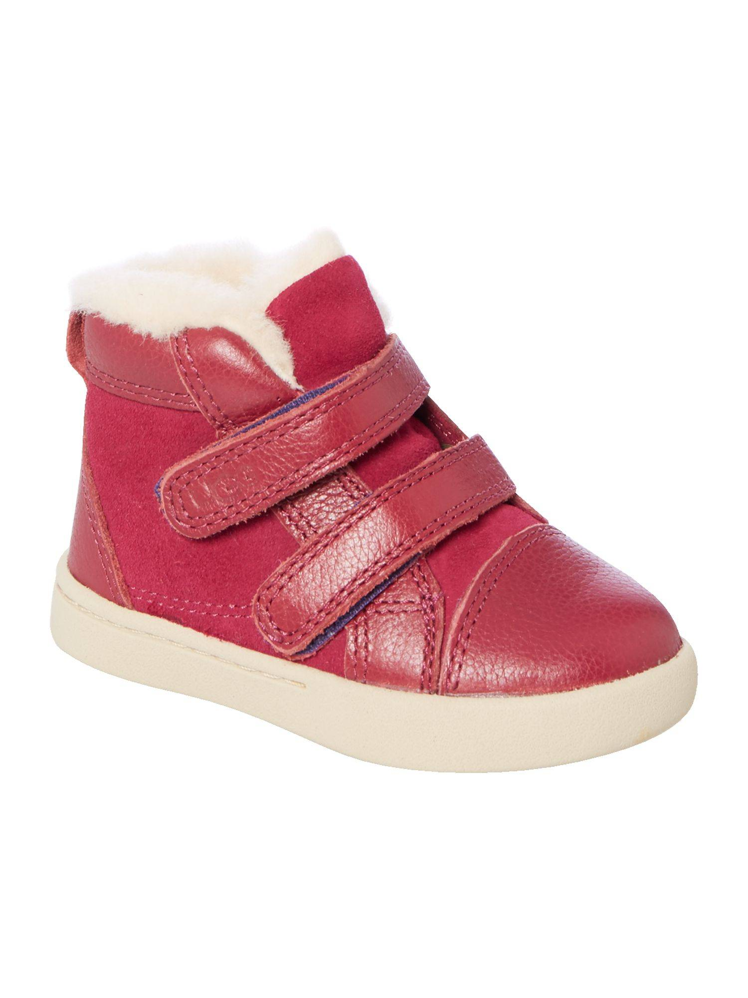 UGG Girls Double Strap Trainers (5 jnr)