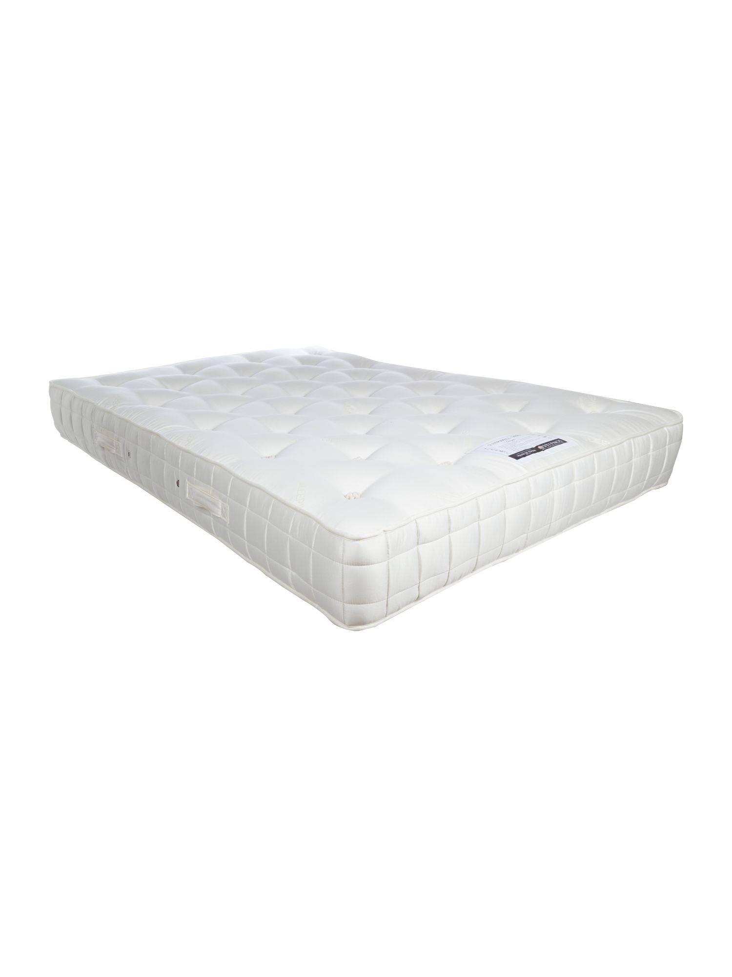 LINEA Home by Hypnos Sleepwell 1400 double mattress medium tension