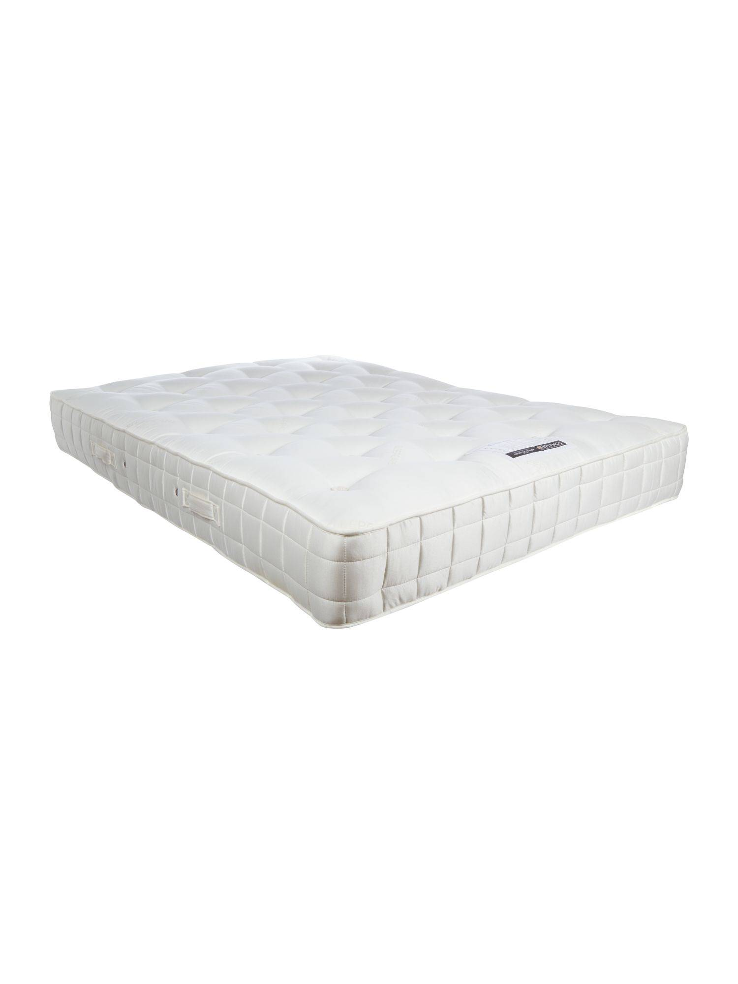 LINEA Home by Hypnos Sleepcare 1200 king mattress medium tension