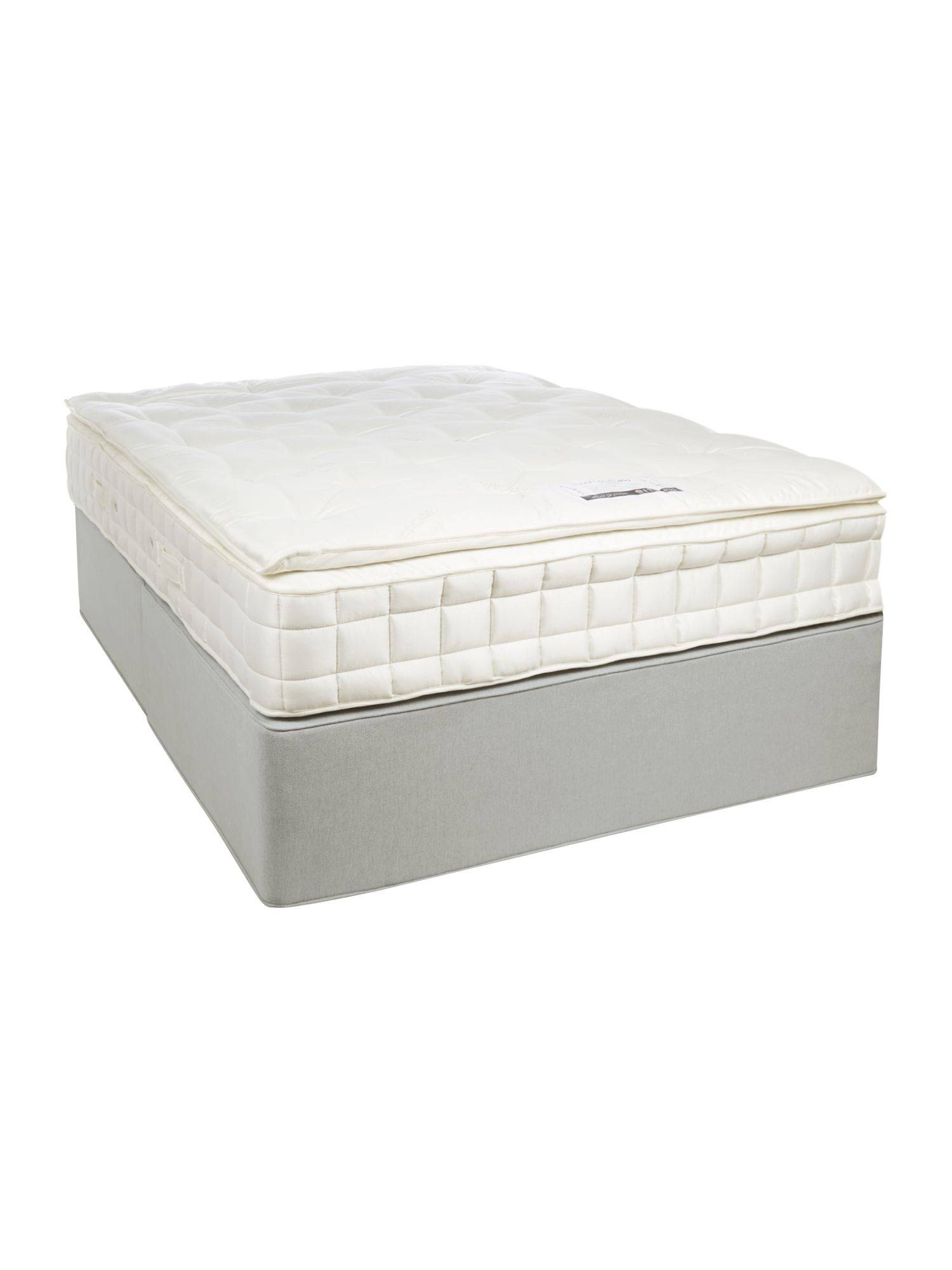 LINEA Home by Hypnos Sleepcare 1400 double sprung edge set imperio 600