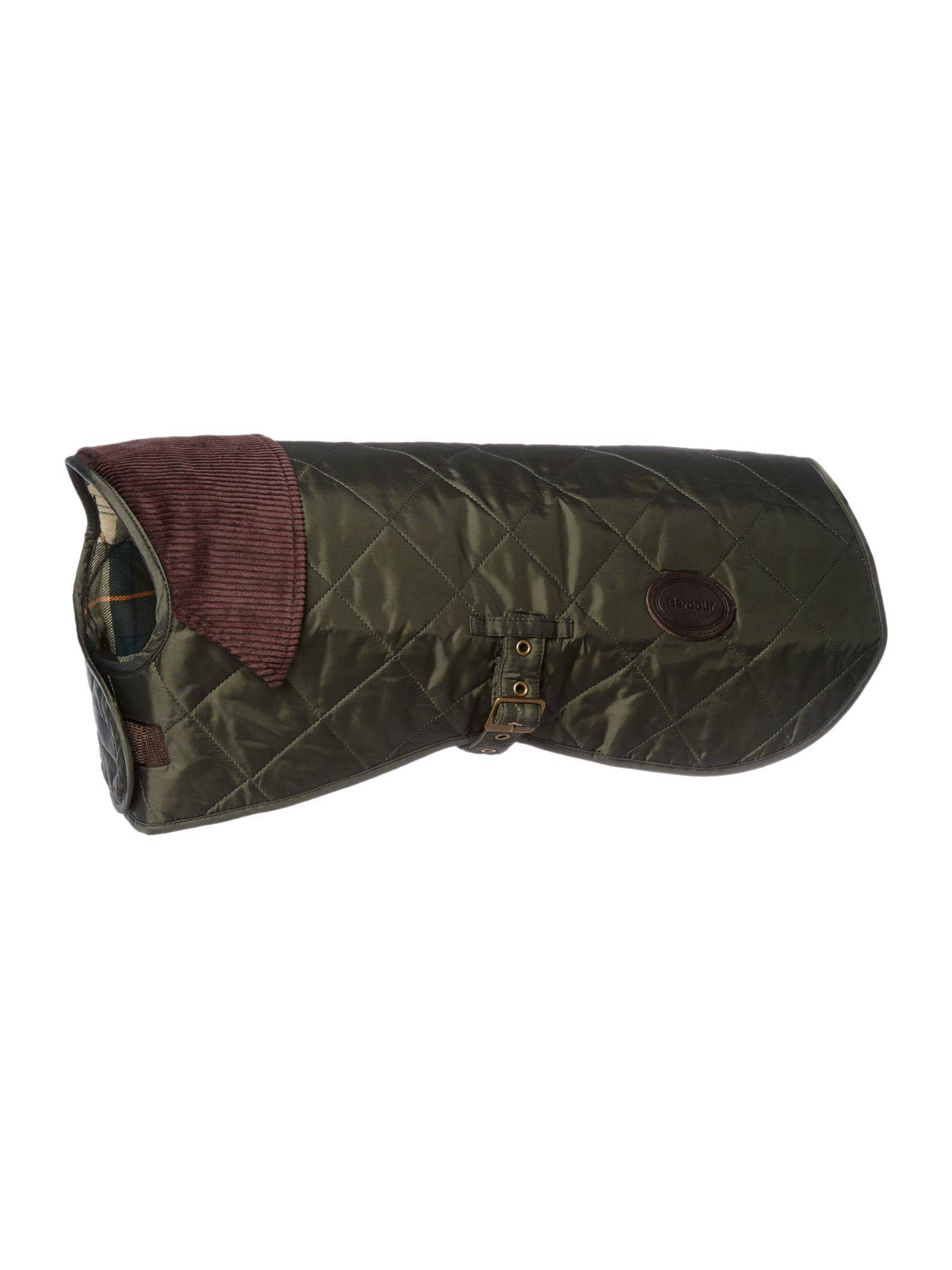 Barbour Quilted dog coat (Small)