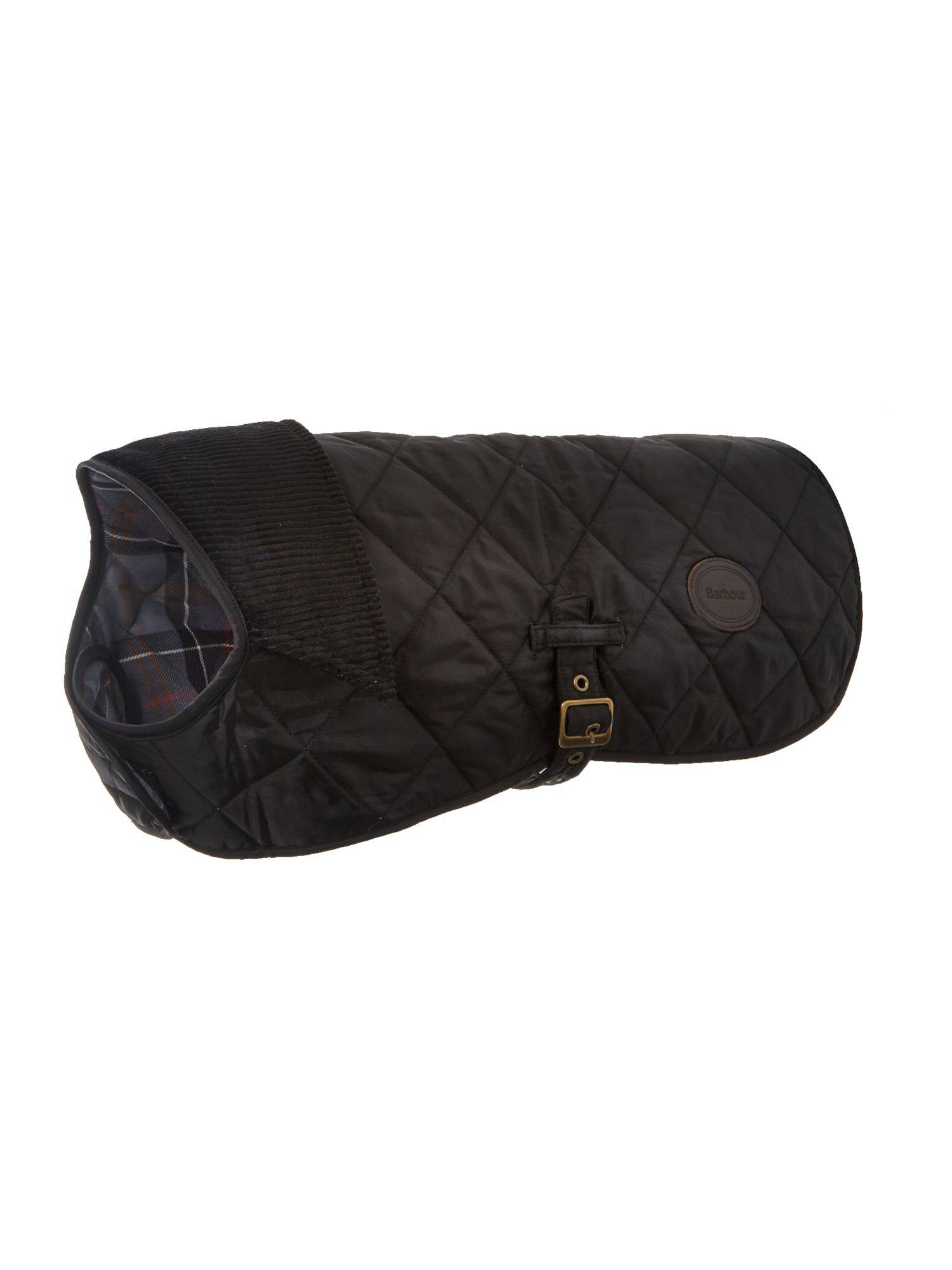 Barbour Quilted dog coat (Large)
