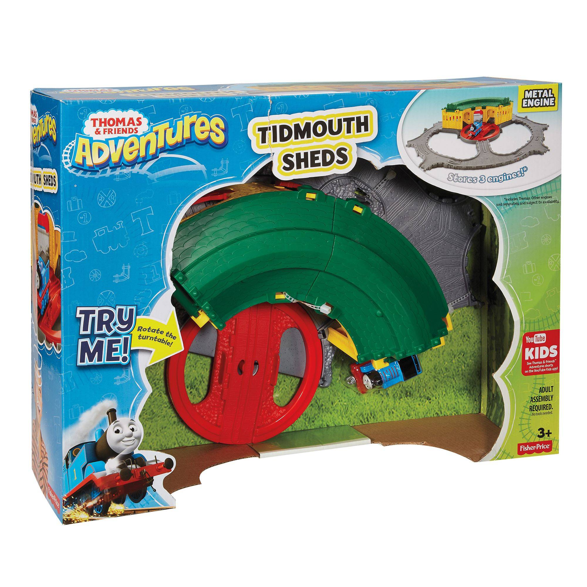 Thomas & Friends Deluxe Tidmouth Sheds