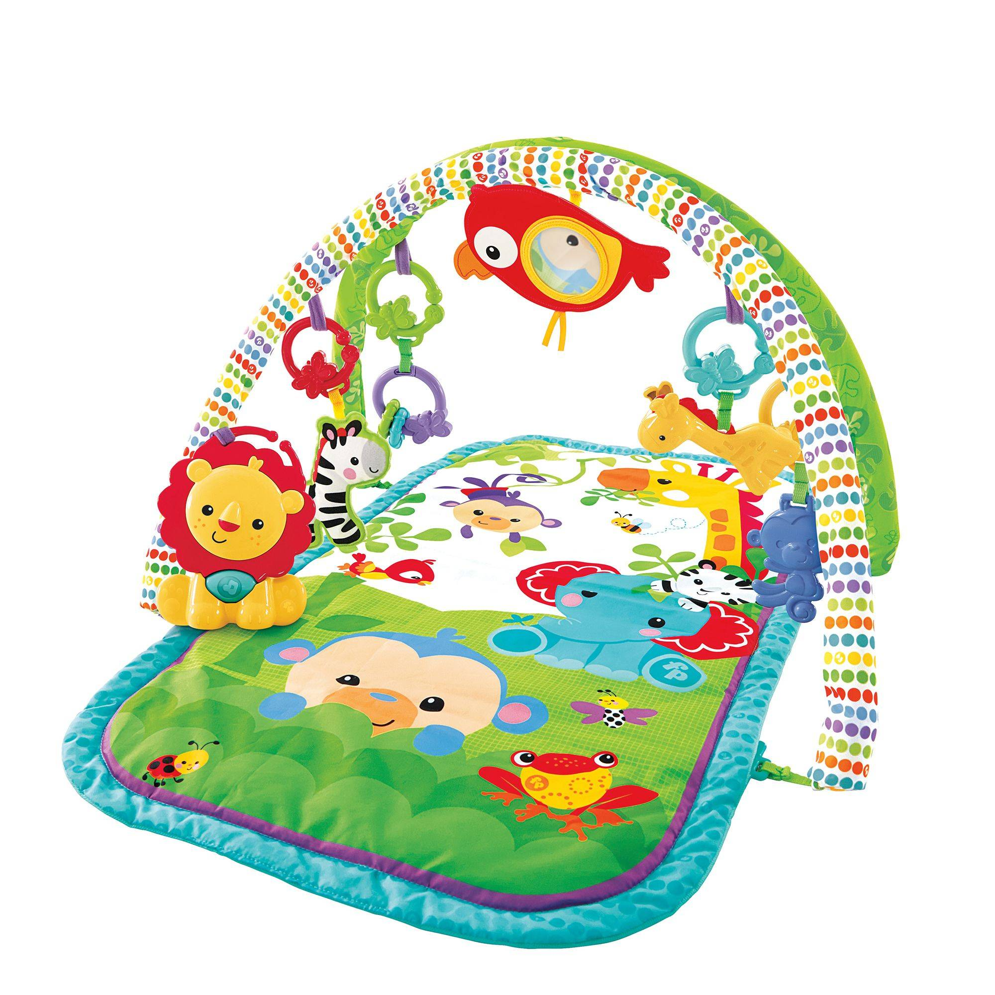 Fisher Price Newborn 3-In-1 Musical Activity Gym
