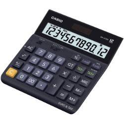 Casio DH-12TER landscape desktop calculator