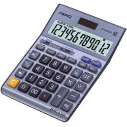 Casio DF-120BM desktop calculator