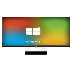 LG 34' LED Computer Monitor with HDMI and Display port LG34UM65-P