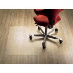 Clear style recycled PET floor mat for hard floors – 1170 x 1350mm