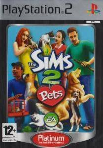 Electronic Arts The Sims 2: Pets - Platinum PS2 Preowned