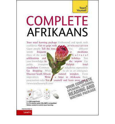 Complete Afrikaans Beginner to Intermediate Book and Audio Course by Lydia McDer
