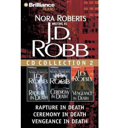 J.D. Robb CD Collection 2 by Nora Roberts
