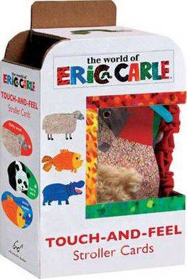 Eric Carle Stroller Cards by Eric Carle