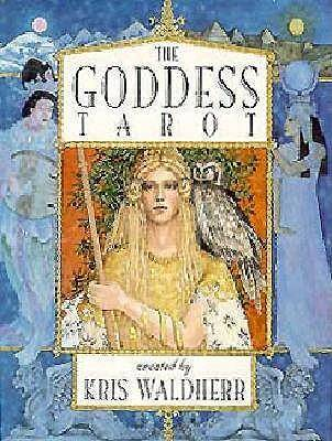 The Goddess Tarot Deck by Kris Waldherr