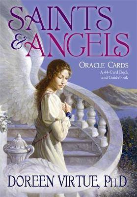 Oracle Saints and Angels Oracle Cards by Doreen Virtue